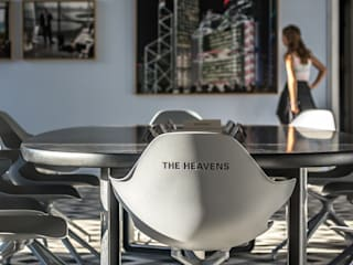 Rencontres photographiques Arles 2015 : Salle des Paradis Fiscaux:  de style  par Amandine Thomas Photographe et Architecte