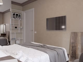 Shevchenko_Nikolay Modern Bedroom