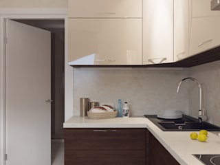 Modern style kitchen by Shevchenko_Nikolay Modern