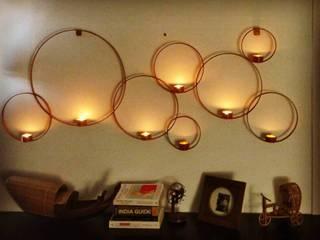 Tea Lights: modern  by Designmint,Modern