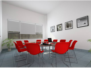 Saloni Narayankar Interiors Study/office