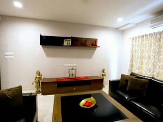 Saloni Narayankar Interiors Modern living room