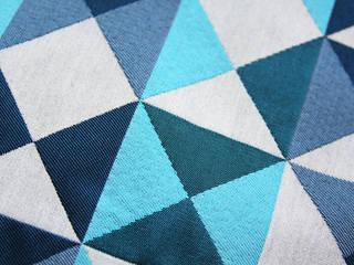 Coussin Géometrique par Sweet cotton & Paper love Minimaliste