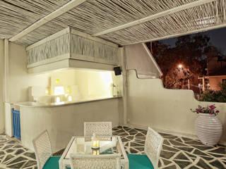 Saloni Narayankar Interiors Modern dining room