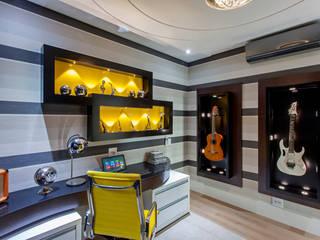Estudios y oficinas de estilo  por Arquiteto Aquiles Nícolas Kílaris