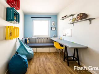 Nursery/kid's room by dekoratorka.pl