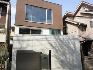 弥生町の家 モダンな 家 の 東章司建築研究所 モダン