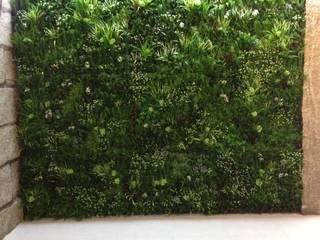 de Wonder Wall - Jardins Verticais e Plantas Artificiais
