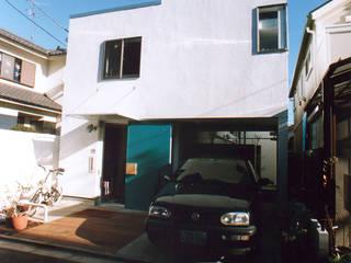 久我山の家 モダンな 家 の 東章司建築研究所 モダン