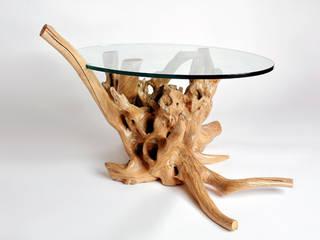coffee table dalle maldive.:  in stile  di Radice In Movimento