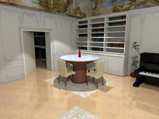 Classic style dining room by Noemy Caldarulo Classic