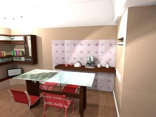 Salas de jantar  por Noemy Caldarulo , Moderno