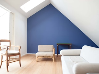 DeRadigues Salon moderne par Modelmo ScPRL Moderne