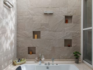 Baños de estilo  por studio XS