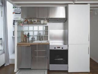 Cocinas de estilo moderno de Croisle Architecture Moderno