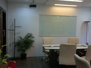 Citec Engineering (I) Pvt Ltd:  Commercial Spaces by Awadh Interiors