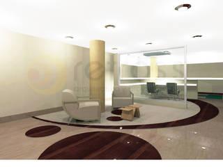 Proyecto de Ampliacion Hospital HER Salas de estilo clásico de retross arquitectura y proyectos Clásico
