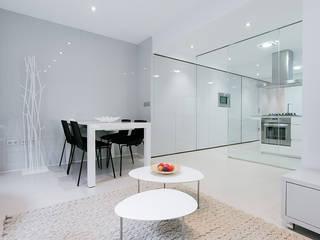 Minimalist Yemek Odası Chiralt Arquitectos Minimalist