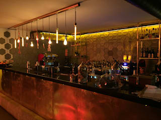 TONK Project – Unlon22 Bar & Restaurant Nişantaşı:  tarz Yeme & İçme