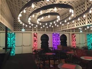 Padiglione Algeria - EXPO Sedi per eventi moderne di Casa delle Lampadine Moderno