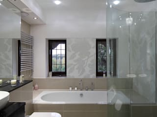 Bathroom design Quirke McNamara Modern bathroom Beige