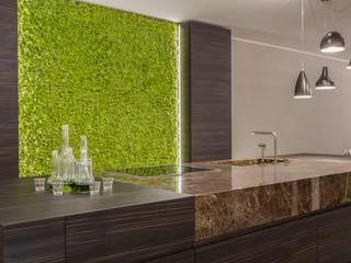 BandIt Design Cucina moderna Pietra Verde