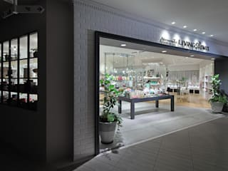 Afternoon Tea LIVING ReMIX: HEADSTARTSが手掛けた商業空間です。,