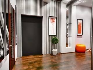 Дизайн - проект квартиры: Коридор и прихожая в . Автор – Студия дизайна и проектирования ТОН
