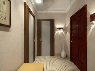 Дизайн интерьера квартиры - студии: Коридор и прихожая в . Автор – Студия дизайна и проектирования ТОН