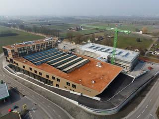 by CarlosMartinez Architketen AG FH/FWB Industrial