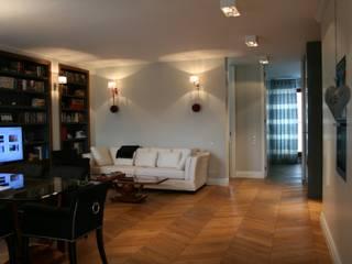 Salas / recibidores de estilo  por Sic! Zuzanna Dziurawiec, Clásico