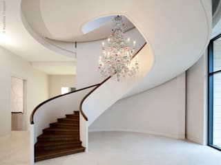 Corridor and hallway by Nautilus Treppen GmbH&Co.KG, Classic