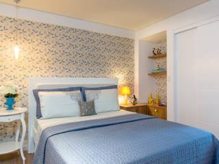 Dormitorios de estilo moderno de Bruno Sgrillo Arquitetura Moderno