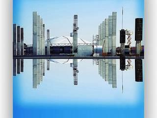 Replicalia Wände & BodenBilder und Rahmen Glas