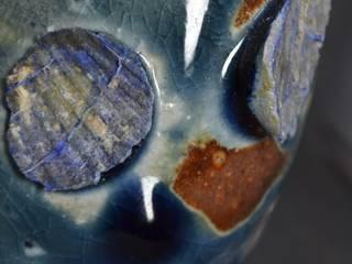 The blue: 月兎窯が手掛けた折衷的なです。,オリジナル