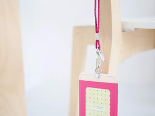 Easy Necklace_hotpink: pleple의