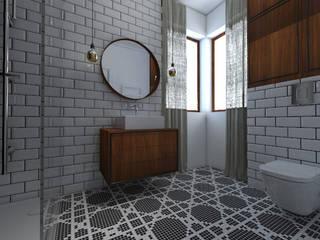 Classic style bathroom by Sic! Zuzanna Dziurawiec Classic