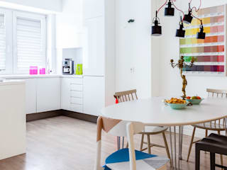 Ayuko Studio Comedores de estilo minimalista