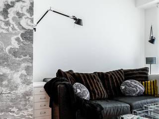 Ayuko Studio Salones de estilo minimalista