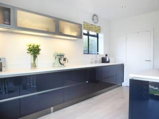 Küche von in-toto Kitchens Design Studio Marlow, Modern