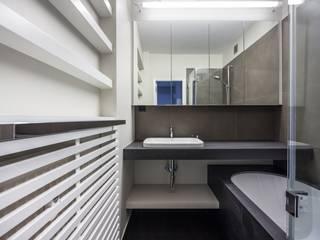 projet 3 Salle de bain moderne par Pierre Noirhomme Moderne