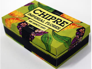 CHIPRE IMPERIAL SOAP:   por Marcos Alves Design