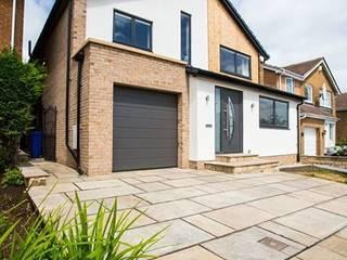 House 2 Modern houses by Whitshaw Builders LTD Modern