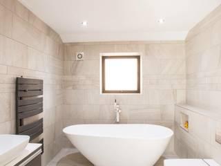 House 2 Modern bathroom by Whitshaw Builders LTD Modern Ceramic