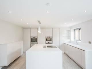 House 2 Modern kitchen by Whitshaw Builders LTD Modern Granite