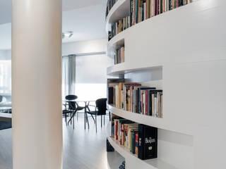 Eclectic style dining room by asieracuriola arquitectos en San Sebastian Eclectic