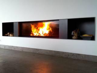 Modern conservatory by ofenmanufaktur. meisterbetrieb Modern