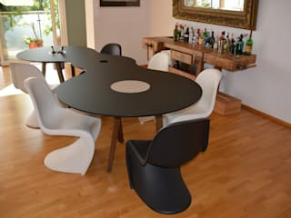 modern Dining room by herpich & rudorf GmbH + Co. KG