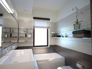 de estilo  de Studio Architetto Andrea Caravatti - progetto META