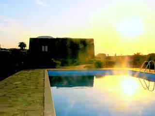 PANTELLERIA - RESIDENCE CUORE MEDITERRANEO - Piscina Prefabbricata di Olympic Italia Costruzioni Piscine SPA - di Gabriele Lodato Rustico